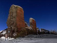 Кревский замок Беларусь фото история описание руин замка в Крево