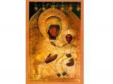 Смоленская икона Божией Матери — «Одигитрия Смоленская»