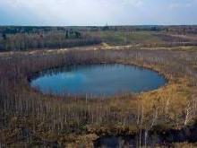 Бездонное озеро Солнечногорск