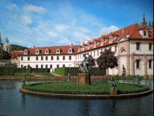 Валленштейнский дворец в Праге