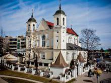 Собор Святых Апостолов Петра и Павла, Минск, Беларусь (Петропавловский собор)