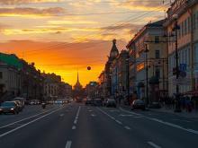 Невский проспект Санкт-Петербург