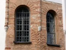 Историческая кладка Софии Киевской