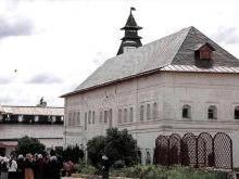 Братские корпуса в Боровском монастыре