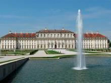 Дворец Шлайсхайм Бавария