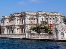 Архитектура Дворца Бейлербей