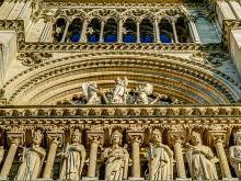 Падение значимости Парижского собора