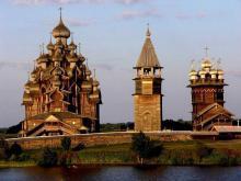 Кижский погост в XX веке Последняя литургия