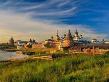 Спасо - Преображенский Соловецкий монастырь