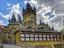 Замок Кохем Германия