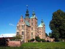 Замок Розенборг Дания