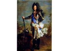 Людовик XIV - «король-солнце»