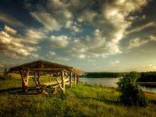 Браславские озера охота и рыбалка в Национальном парке
