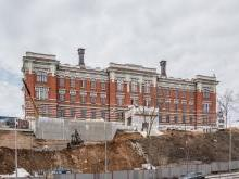 Шамовская больница Казань