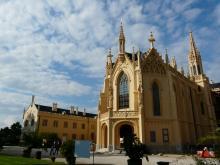 Замок Леднице Чешия (Lednice)