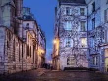 Квартал Марэ в Париже - Еврейский квартал