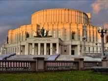 Большой театр архитектура и история