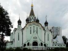 Храм Воскресения Христова в Сокольниках Москва
