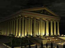 Храм Артемиды и христиане