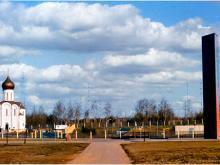 Военное мемориальное кладбище в Мытищах