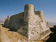 Замок Крак де Шевалье история описание фото