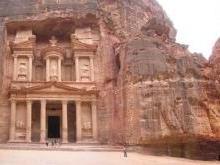 Петра Иордания столица Набатейского царства