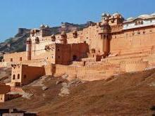 Форт Амбер Джайпур Индия