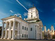 Городская ратуша Минска адрес фото история Минской ратуши
