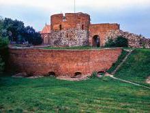 Каунасский замок как добраться адрес время работы стоимость посещения