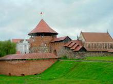 Описание Каунасского замка