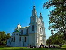 Софийский собор в Полоцке фото история описание Полоцкой Софии