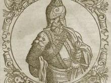 Гедимин - Великий Князь Литовский (1316)