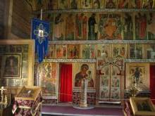Спасо-Преображенский храм внутри