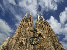 Саграда Фамилия Барселона Собор Святого Семейства
