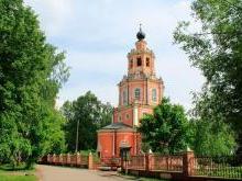Спасский храм в Уборах