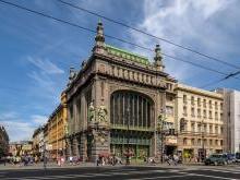 Дом торгового товарищества «Братья Елисеевы» Санкт-Петербург