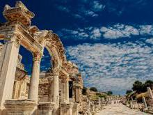 Достопримечательности города Эфес