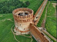 Смоленская крепость – ожерелье земли Русской