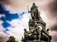 Памятник Екатерине II Санкт-Петербург