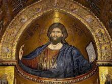 Мозаика «Христос - Пантократор»