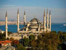 Голубая мечеть в Стамбуле - Мечеть Султанахмед - мечеть султана Ахмеда