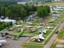 Музей авиационной техники в Боровой, график работы, как добраться самостоятельно, расположение на карте Беларуси