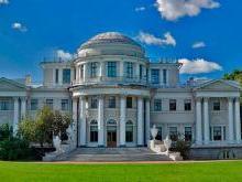 Елагин дворец Санкт-Петербург