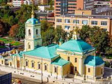 Преображенская церковь Москва