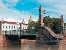Петербург Семимостье