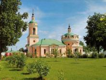 Аносин Борисоглебский монастырь