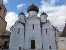 Старицкий Успенский собор архитектура