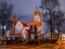 Костел Святых Симеона и Елены история возникновения собора
