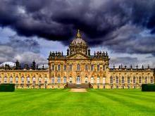 Замок Ховард Англия (Castle Howard)