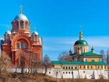 Покровский монастырь Хотьково